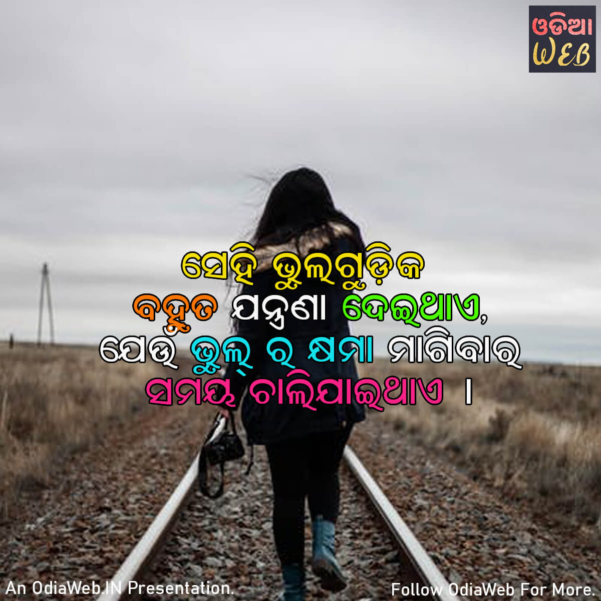 Odia mistake Quotes2