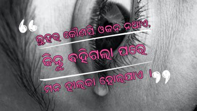 Odia Imspirational Quotes2